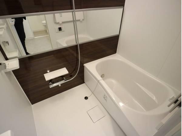 ゆったりお使い頂ける半身浴も楽しめるバスタブが心地よさをもたらします。