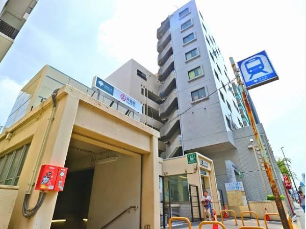 都営浅草線 戸越駅まで500m