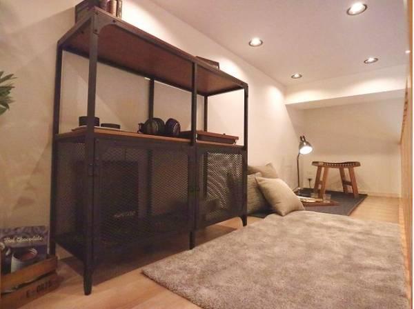ロフトは機能性と収納力を高めた収納。住まう方のライフスタイルに合わせて自由に使うことができます。