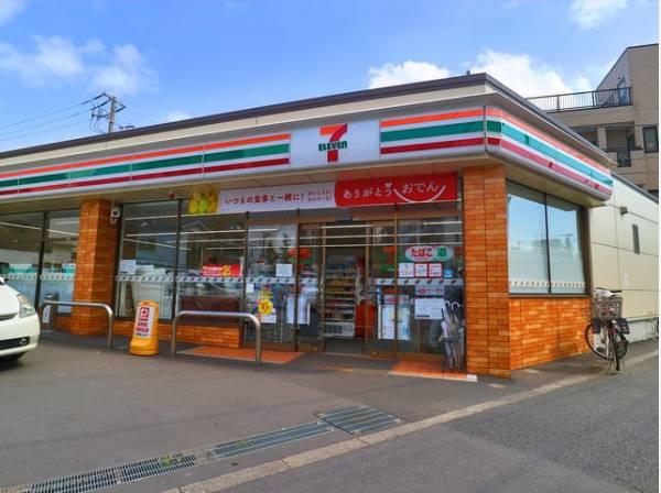 セブンイレブン川崎浜町3丁目店まで450m