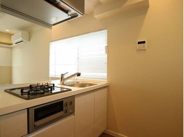 プライベートスペースを彩るインテリアとしての美と快適な機能性がひとつになったキッチンです。