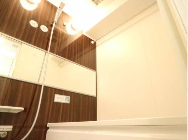 浴室暖房乾燥機付きで快適なバスタイムをお過ごしいただけます。心も体もオフになる時間をお楽しみください。