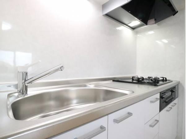 毎日をもっと軽やかに、キッチンワークをもっと効率的に。使いこなす楽しみも教えてくれるキッチン。