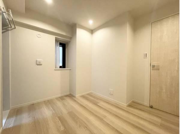 自由度が高いので家具やレイアウトでお好みの空間を創り上げられます。