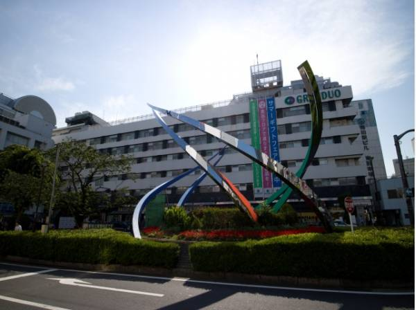 JR京浜東北線 蒲田駅まで800m