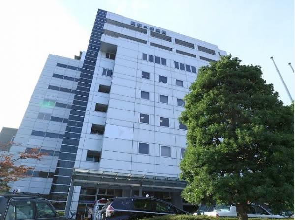 昭和大学病院まで1100m