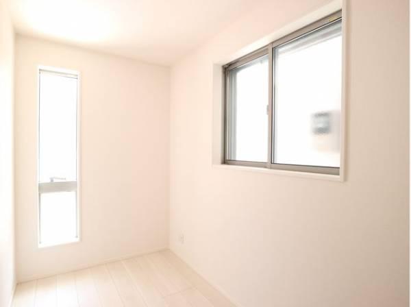 多目的に使用できるお部屋。ただ暮らすだけでなく、快適さを求めて毎日気持ちの良い日々を。