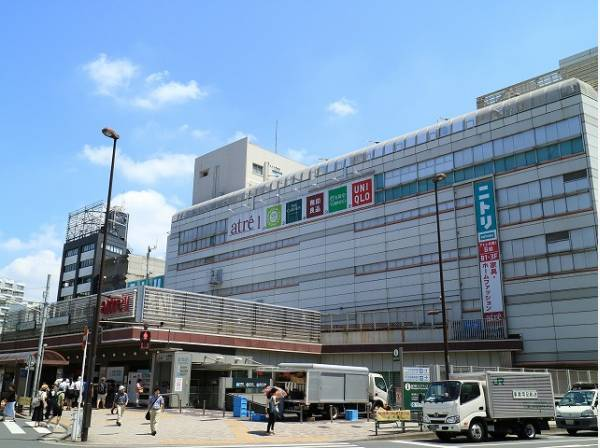 JR山手線 目黒駅まで900m JR山手線、東急目黒線、東京メトロ南北線、都営三田線が通る利便性のいい駅です。