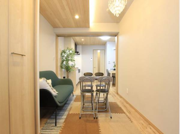 豊かな居住性と、クオリティが見事に調和した住空間は、住まうことの喜びを感じさせてくれます。