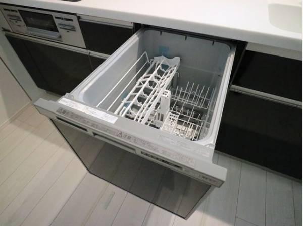 ビルトイン食洗機は作業スペースが広く使え、節約効果もあり、家事の時短にもなります。
