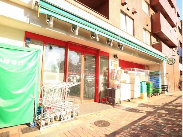まいばすけっと上大崎2丁目店まで700m イオングループで、コンビニサイズのお店に、食品スーパーを凝縮した品揃えを提供しています。