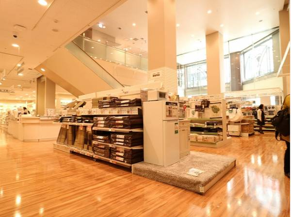 ニトリアトレ目黒店まで1000m 家具・収納・ベッド・ソファ、インテリア・寝具・カーテン・ラグ、生活雑貨・キッチン用品・食器、幅広い品揃えでおしゃれな部屋にコーディネート。