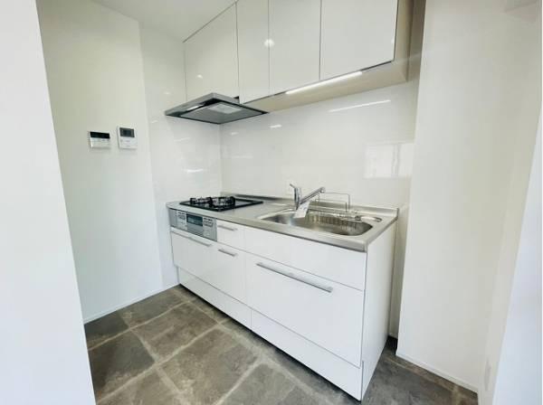 毎日をもっと軽やかに、キッチンワークをもっと効率的に。使いこなす楽しみも教えてくれるシステムキッチン。