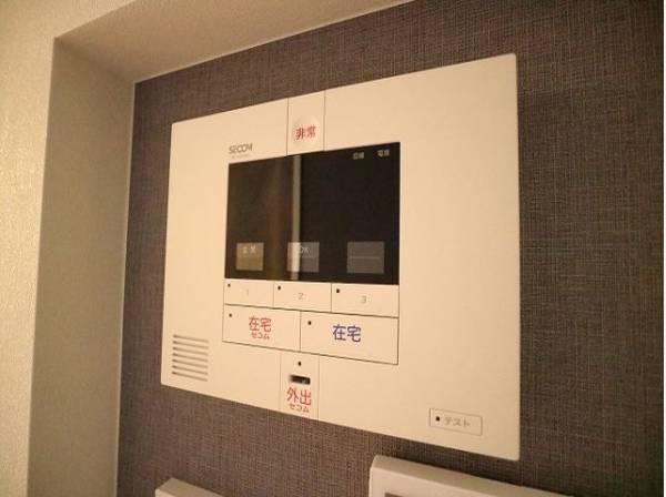 24時間体制のホームセキュリティシステム加入で安心・安全
