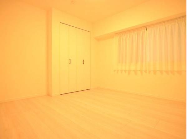 各部屋クローゼット付の2LDK。ただ暮らすだけでなく、快適さを求めて毎日気持ちの良い日々を。