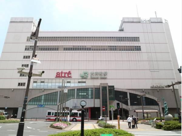 JR京浜東北線 大井町駅まで1400m