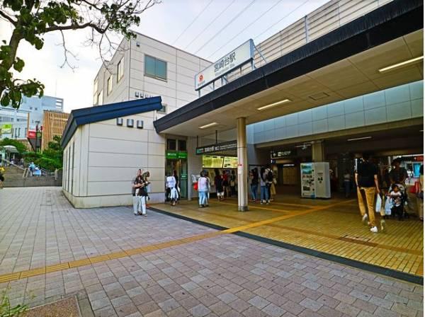 東急田園都市線 宮崎台駅まで1900m