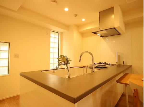 料理を楽しみ、会話を楽しみ、生活を楽しむ。キッチン空間から多くの喜びがうまれ、日々の暮らしを満たします。