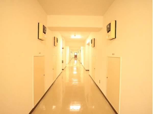 エントランスや廊下部分などのお手入れが行き届いていて、共用部分がとてもキレイでした。マンションの資産価値を高める部分としては重要なことです。