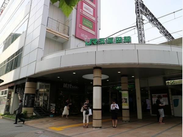 JR山手線「五反田」駅まで500m JR山手線・東急池上線・都営浅草線の3路線が利用でき、アクセス良好です。オフィスビルやマンション、たくさんの飲食店が集まっていて高利便な毎日を送れます。