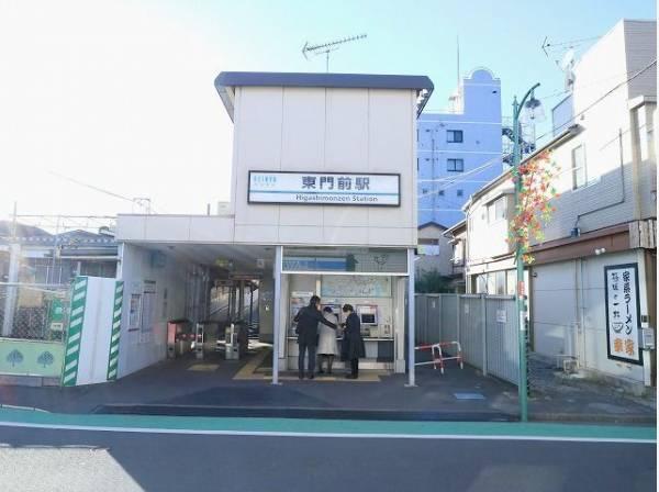 京急大師線 東門前駅まで1500m 駅のすぐそばには出来野商店街があり、近隣には複合商業施設もあります。駅周辺で大抵の買い物は済ませることができるのでとても便利です。