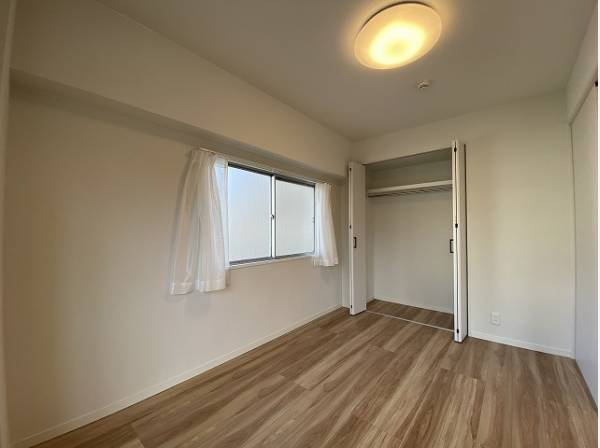 各室に収納スペースを確保。シンプルですっきりとした暮らしが実現します。