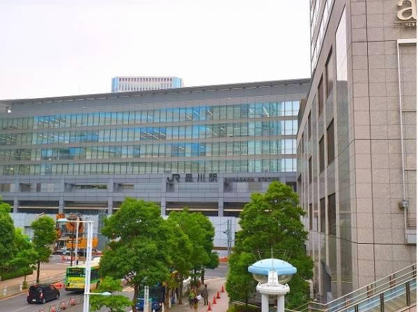 JR山手線 品川駅まで1100m