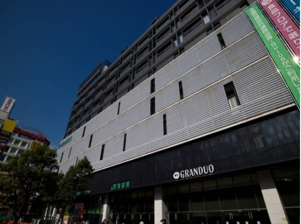 JR京浜東北線 蒲田駅まで240m
