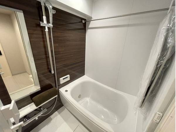 お風呂に求める「心地いい」という瞬間のために、機能性とデザイン性に重点を置きました。