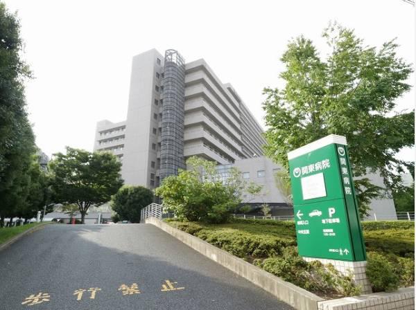 NTT東日本関東病院まで1800m