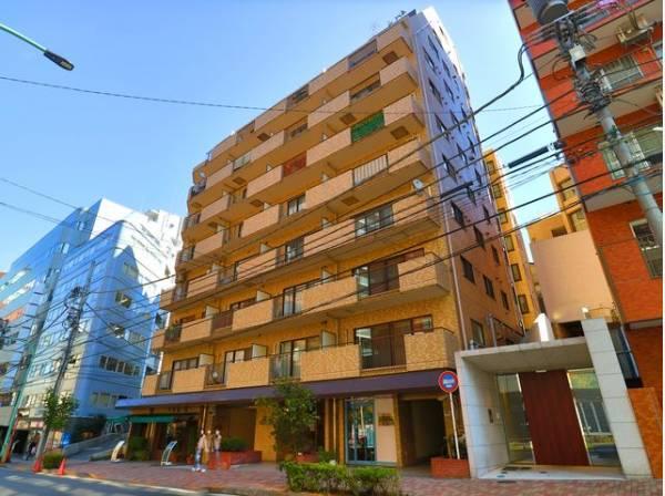 商業施設も多数有り、複数路線利用可能!利便性の良い立地に聳え立つマンション。