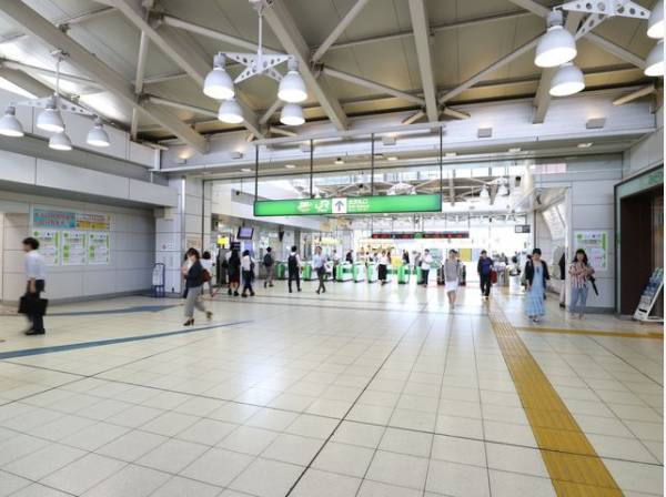 JR山手線 大崎駅まで210m