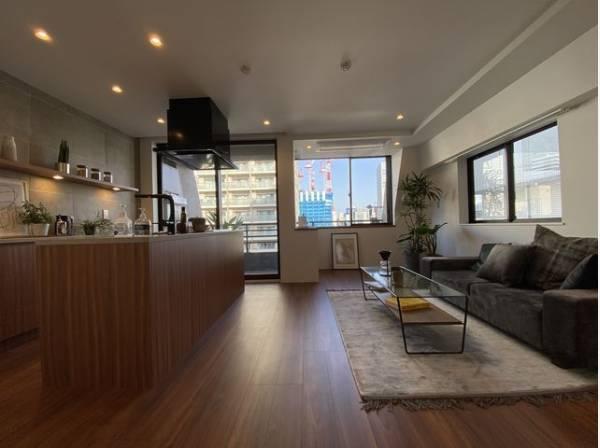 爽やかで風通しの良いお部屋。美しい街並みと穏やかな住環境でやすらぎの暮らしを叶えます。