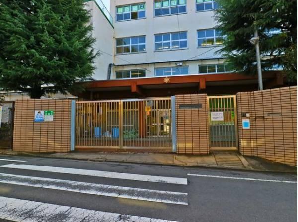 大田区立大森第六中学校まで750m