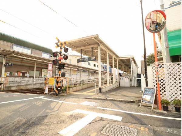 東急世田谷線 若林駅まで1500m