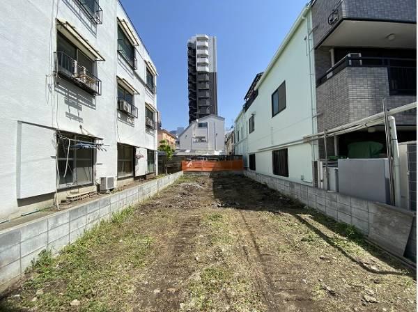 美しく整った整形地です。敷地を有効に使ったプランニングで心豊かな暮らしをはじめましょう。